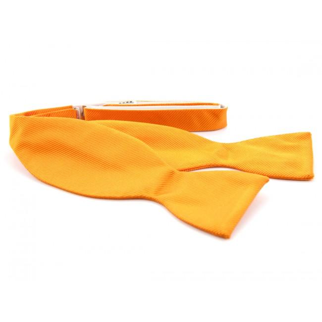Zelfstrik oranje 0110| GENTS.nl | Hoogste kwaliteit voor de laagste prijs
