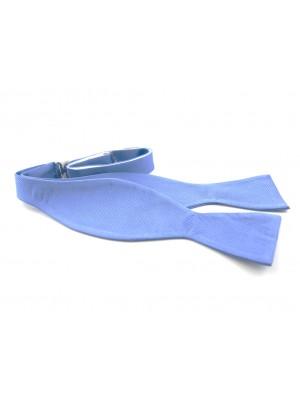 Zelfstrik midden blauw 0114