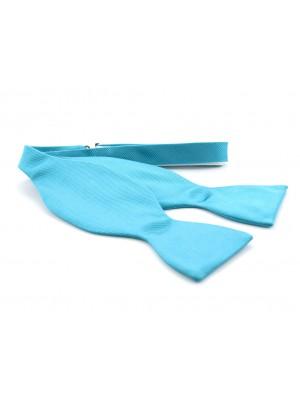 Zelfstrik turquoise 0124