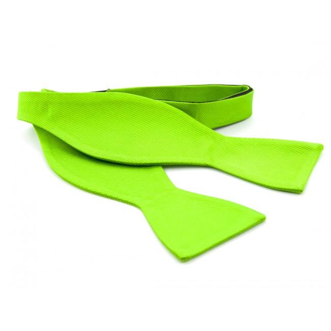 Zelfstrik groen 0131| GENTS.nl | Hoogste kwaliteit voor de laagste prijs