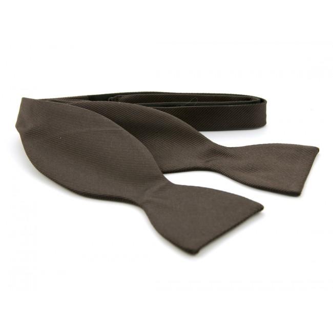 Zelfstrik bruin 0134| GENTS.nl | Hoogste kwaliteit voor de laagste prijs