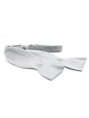 Zelfstrik zilver grijs 0135