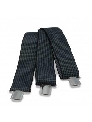 Bretels pied-de-poule grijs 0010| GENTS.nl | Hoogste kwaliteit voor de laagste prijs