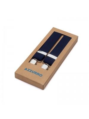 Bretels navy 0013| GENTS.nl | Hoogste kwaliteit voor de laagste prijs