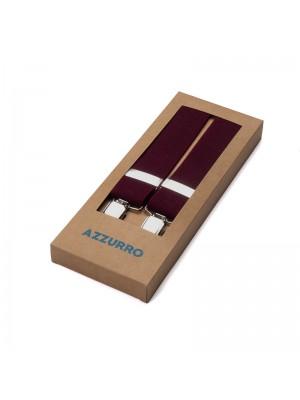 Bretels bordeaux 0016| GENTS.nl | Hoogste kwaliteit voor de laagste prijs
