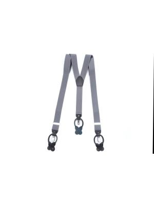 Bretels grijs 0018| GENTS.nl | Hoogste kwaliteit voor de laagste prijs