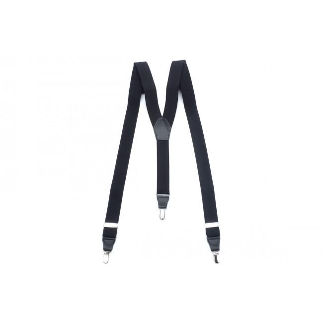 Bretels zwart 0019| GENTS.nl | Hoogste kwaliteit voor de laagste prijs