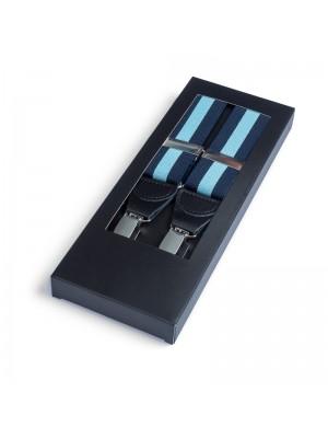 Bretel navy/lichtblauw 0030