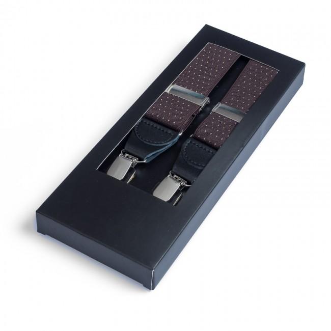 Bretels bruin khaki 0035| GENTS.nl | Hoogste kwaliteit voor de laagste prijs