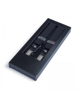 no label Bretels Bretels zwart 0051