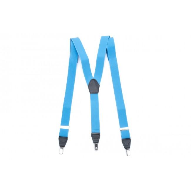 Bretels lichtblauw 0056| GENTS.nl | Hoogste kwaliteit voor de laagste prijs