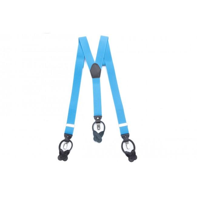 Bretels lichtblauw 0057| GENTS.nl | Hoogste kwaliteit voor de laagste prijs