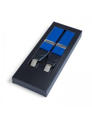 Bretel midden blauw 0058