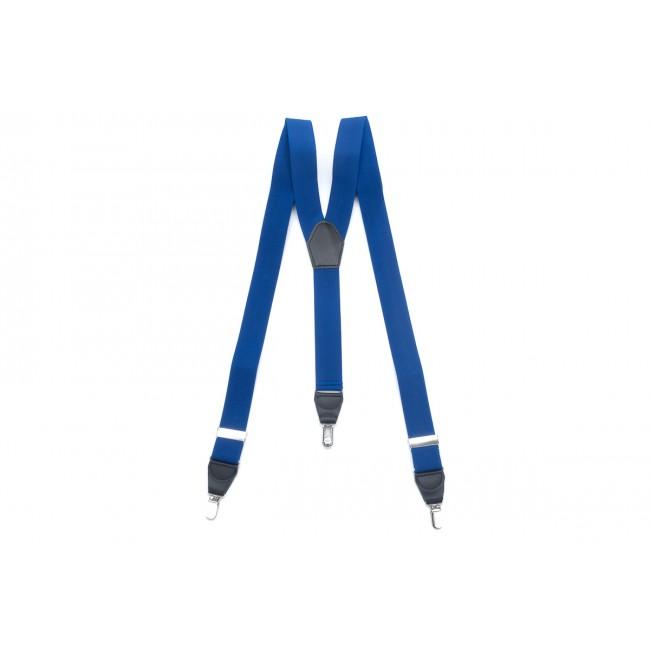 Bretels midden blauw 0058| GENTS.nl | Hoogste kwaliteit voor de laagste prijs