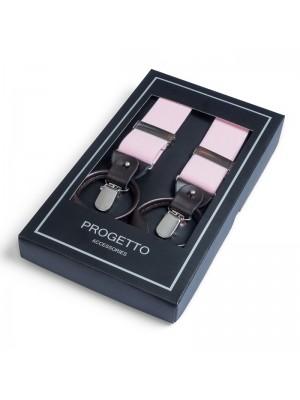 Bretels lichtroze 0061| GENTS.nl | Hoogste kwaliteit voor de laagste prijs