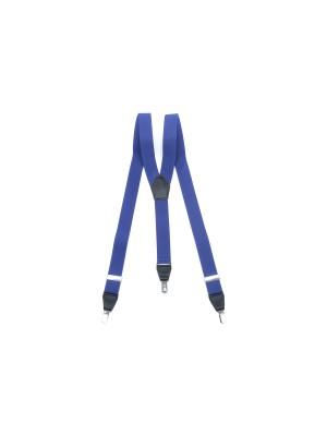 Bretels midden blauw 0063| GENTS.nl | Hoogste kwaliteit voor de laagste prijs