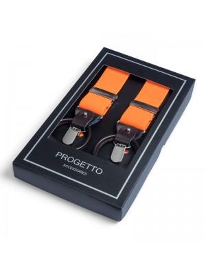 no label Bretels Bretel oranje 0067