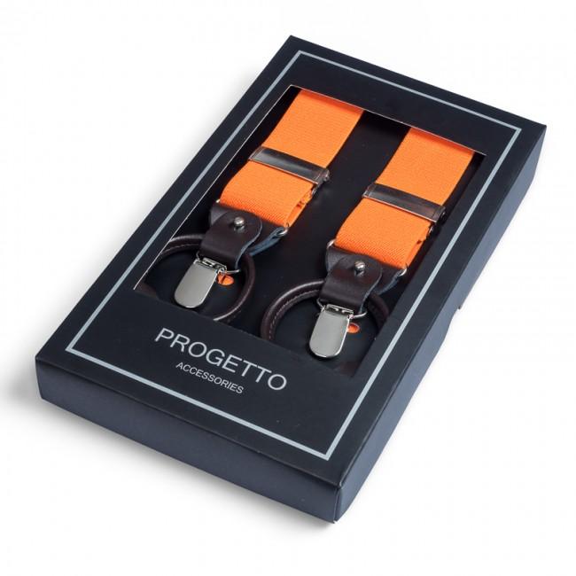 Bretels oranje 0067| GENTS.nl | Hoogste kwaliteit voor de laagste prijs