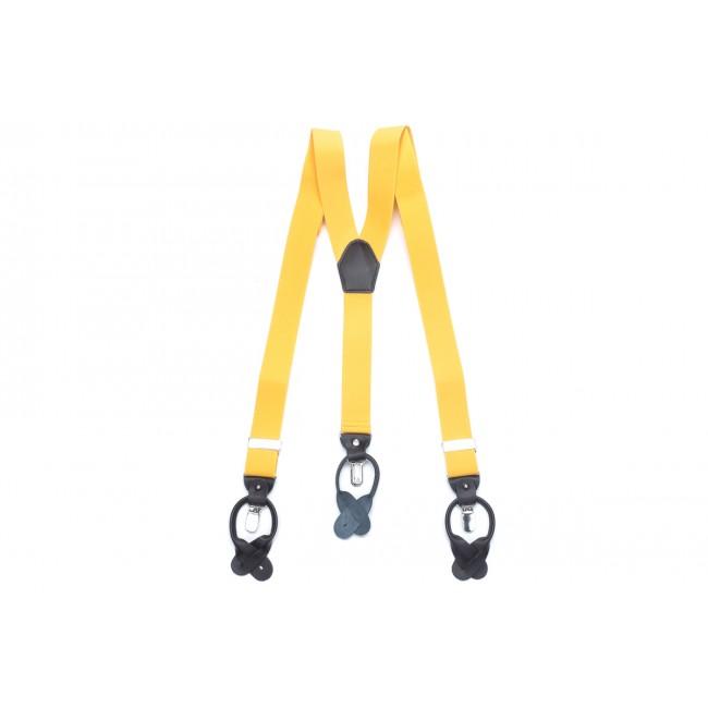 Bretels geel 0069| GENTS.nl | Hoogste kwaliteit voor de laagste prijs