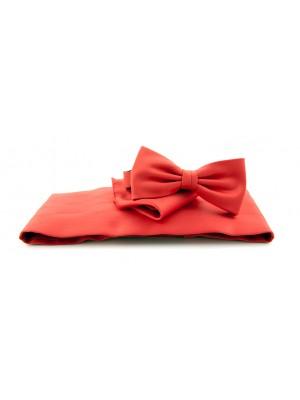 Cumberband set rood 0015| GENTS.nl | Hoogste kwaliteit voor de laagste prijs