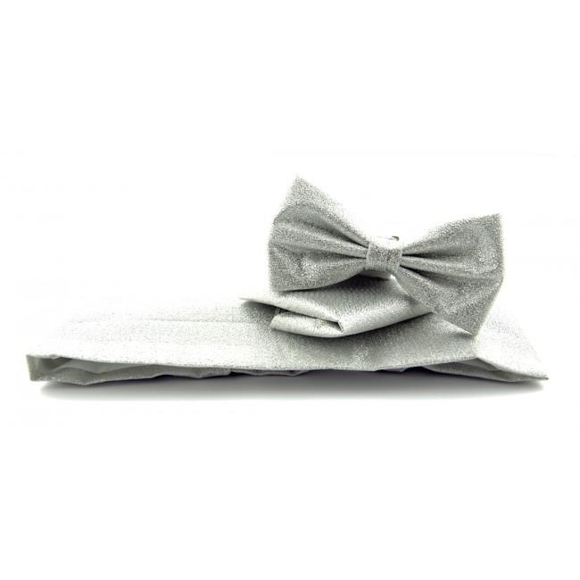 Cumberband set zilver 0017| GENTS.nl | Hoogste kwaliteit voor de laagste prijs