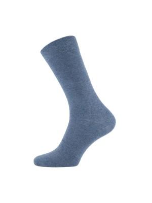 gents Sokken Sokken grijsblauw 0046
