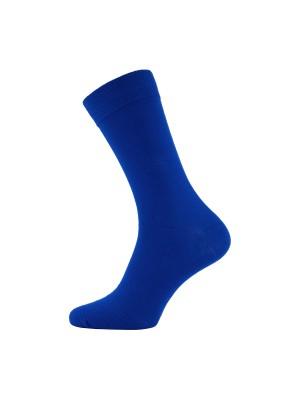 Sokken kobaltblauw 0048