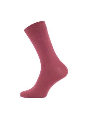gents Sokken Sokken steenrood 0050