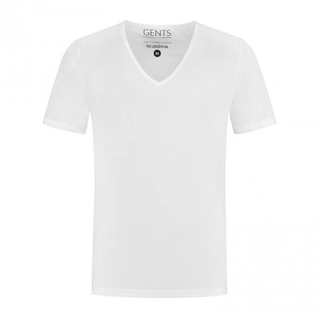 T-shirts 2 pack v-hals 0001| GENTS.nl | Hoogste kwaliteit voor de laagste prijs