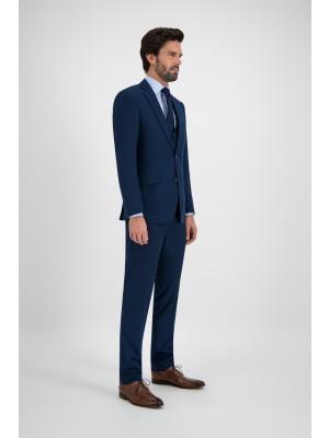 M&M gilet PV royal blue 0004| GENTS.nl | Hoogste kwaliteit voor de laagste prijs