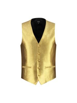 Gilet goud 0028| GENTS.nl | Hoogste kwaliteit voor de laagste prijs