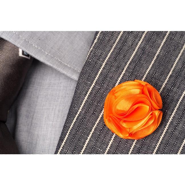 Lapel pin oranje Webonly 0001| GENTS.nl | Hoogste kwaliteit voor de laagste prijs