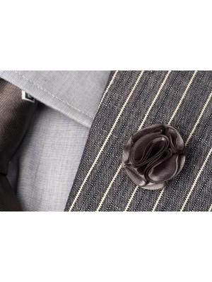 Lapel pin grijs Webonly 0002| GENTS.nl | Hoogste kwaliteit voor de laagste prijs