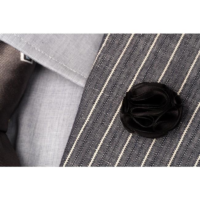 Lapel pin zwart Webonly 0005| GENTS.nl | Hoogste kwaliteit voor de laagste prijs