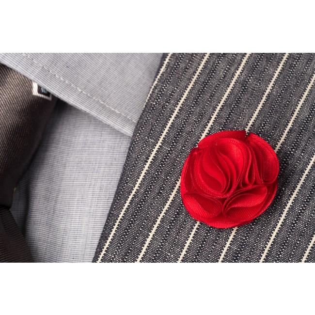 Lapel pin rood Webonly 0008| GENTS.nl | Hoogste kwaliteit voor de laagste prijs