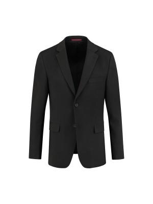 gents Pakken Mix & Match kostuum poly-wol zwart