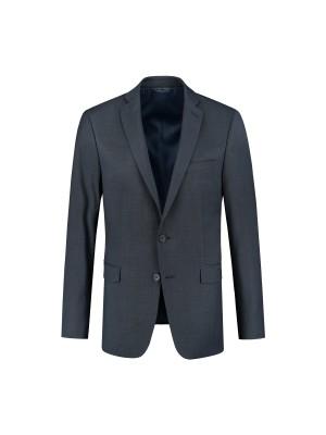 gents Pakken M&M pak wol blauw 2-delig