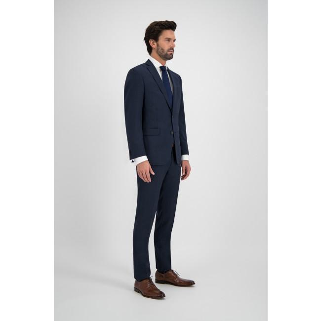 Mix & Match kostuum wol blauw