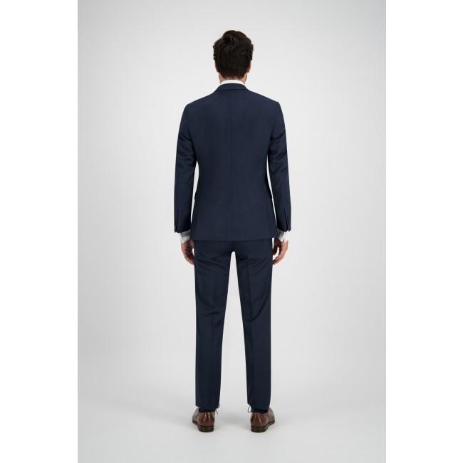 M&M colbert Wol blauw 0018| GENTS.nl | Hoogste kwaliteit voor de laagste prijs