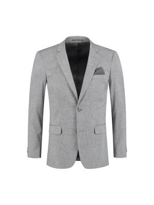 M&M colbert linnenlook grijs 0021| GENTS.nl | Hoogste kwaliteit voor de laagste prijs
