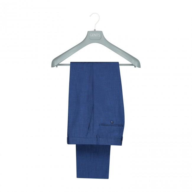 Pantalon linnenlook blauw 0018  GENTS.nl   Hoogste kwaliteit voor de laagste prijs