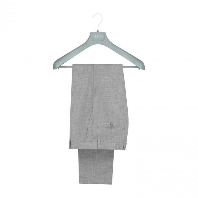 Pantalon linnenlook grijs 0019| GENTS.nl | Hoogste kwaliteit voor de laagste prijs