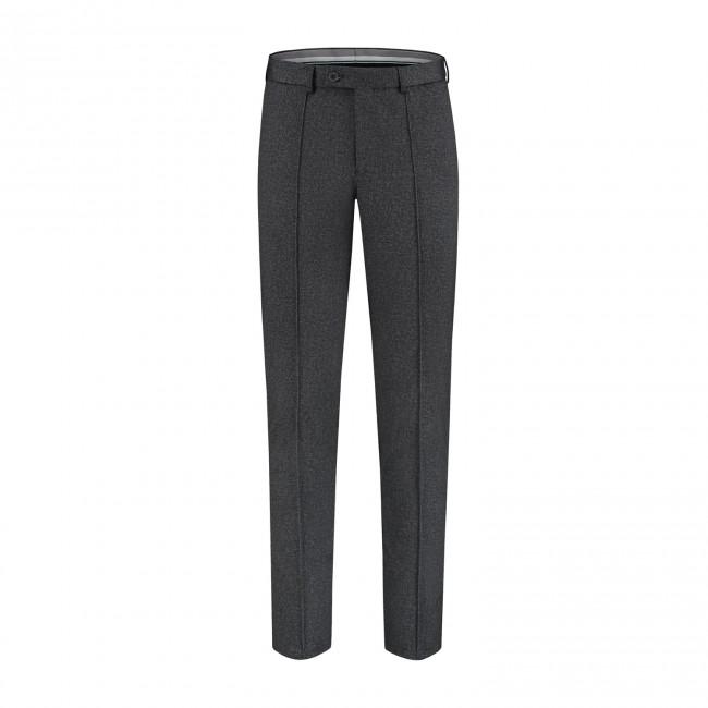 M&M pantalon melange antra 0022| GENTS.nl | Hoogste kwaliteit voor de laagste prijs
