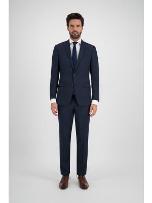 Pak wol blauw 2-delig 0012| GENTS.nl | Hoogste kwaliteit voor de laagste prijs