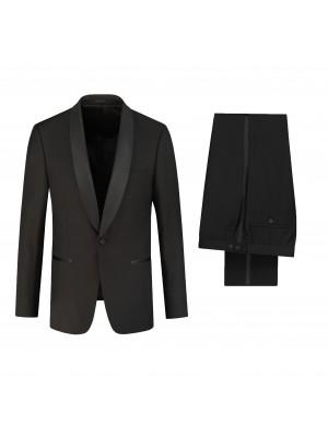 Smoking shawl polyviscose 2delig 0014| GENTS.nl | Hoogste kwaliteit voor de laagste prijs