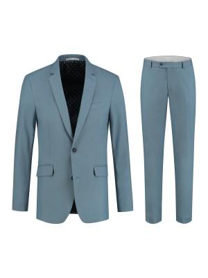 gents MM compleet Pak zeeblauw 2 delig 0018
