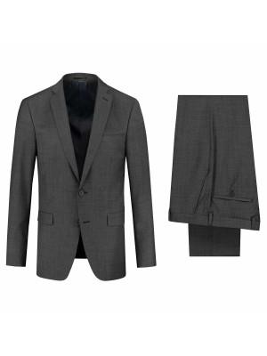 Mix & Match kostuum wol grijs